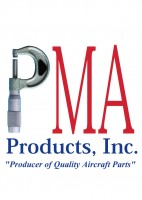 PMA PRODUCTS INC. PIPER AIRCRAFT PARTS