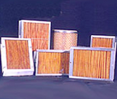 PLEATED PAPER AIR FILTER 7A