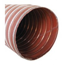 """AERODUCT SCAT-16 4"""" DUCTING 11FT PIECE"""