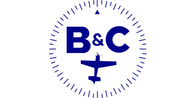 B & C.